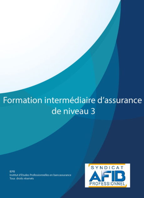 Formation ias niveau 3