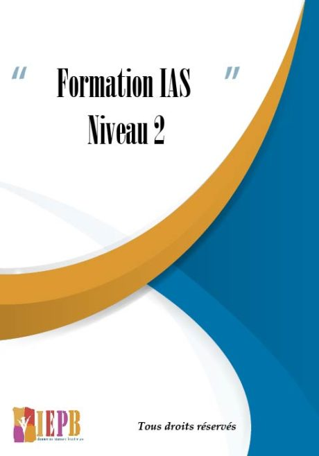 La formation IAS de niveau 2