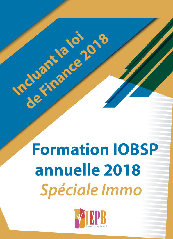 Formation IOBSP Annuelle Obligatoire