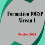 la formation IOBSP Niveau 1 (Version 2018)