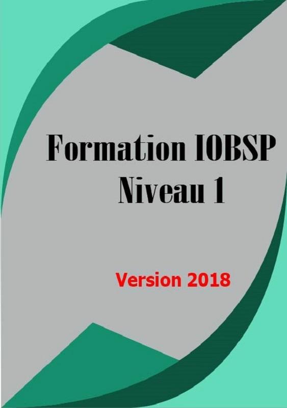 la formation IOBSP Niveau 1 (Version 2018)