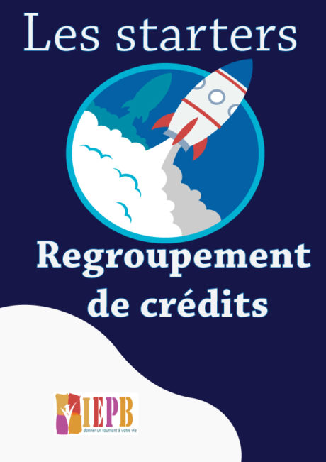 Formation 7h IOBSP Starters Regroupement de crédits