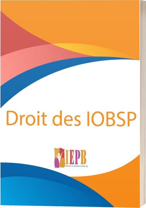 Droit des IOBSP